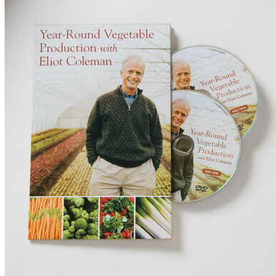 Year-Round Vegetable Production with Eliot Coleman DVD