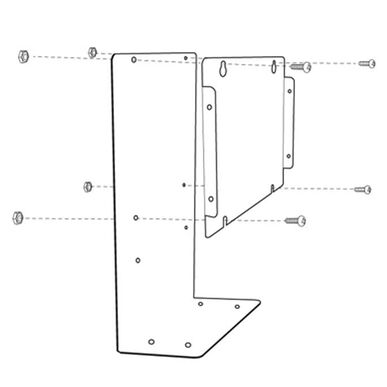 Bench Mounting Bracket
