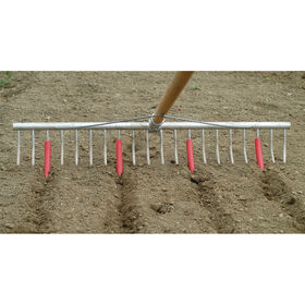 Row Markers for Bed Prep Rake