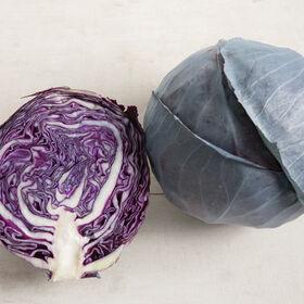 欧美罗新鲜市场卷心菜