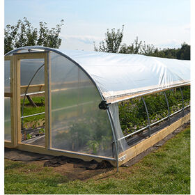 Tufflite IV™ Greenhouse Film - 28' x 100'.
