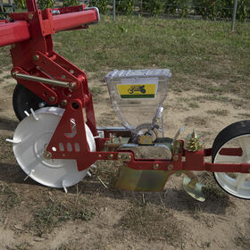 Jang JPH-U Single-Row Toolbar Mounted Seeder - Seeder unit only. Jang JP Series