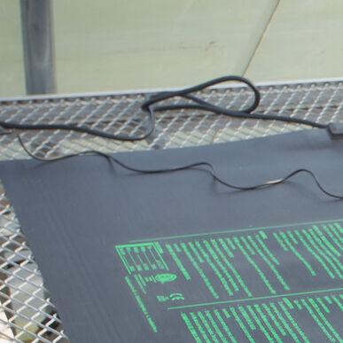 """Hydrofarm Commercial Heat Mat - 21"""" x 5' - 180 Watts"""