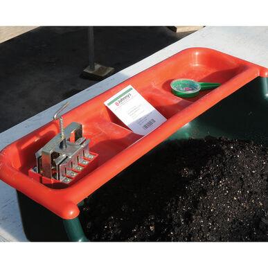 Tray Shelf Soil Block Makers