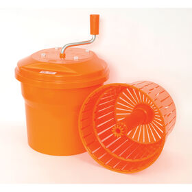 Dynamic Salad Spinner, 2.5 Gal.