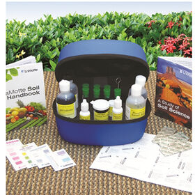 LaMotte's Gardener's Soil Test Kit