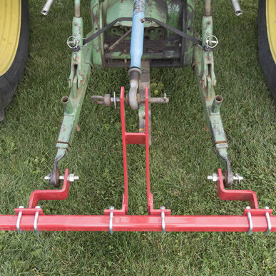Jang HJPH 3-Point Hitch and Toolbar