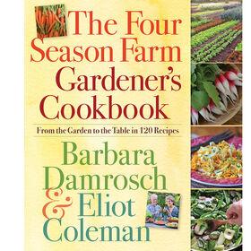 四个季节农场园丁食谱书