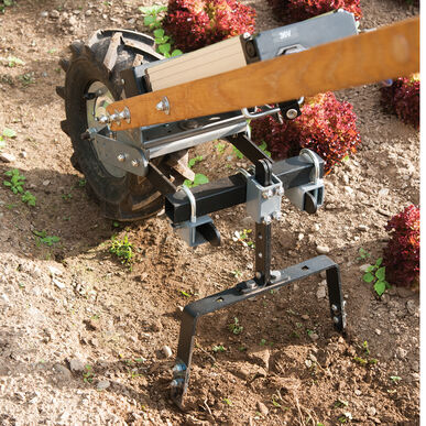 "Stirrup Cultivating Hoop – 12"" Solus V2 Electric Wheel Hoe and Attachments"