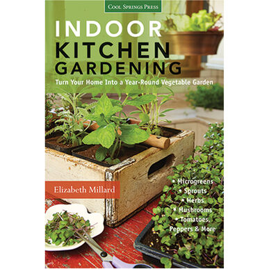 Indoor Kitchen Gardening Books