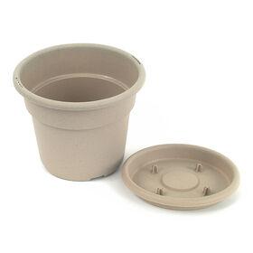Pot and Saucer
