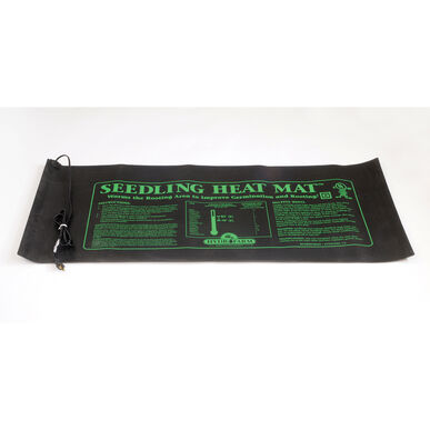 "Hydrofarm Seedling Heat Mat – 20"" x 48"", 45 Watts"