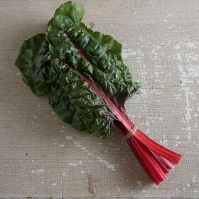 Rhubarb Supreme