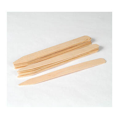 Wooden Garden Labels Natural - Pkg. of 12