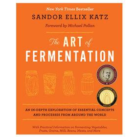 发酵的艺术书籍