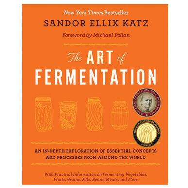 The Art of Fermentation Books