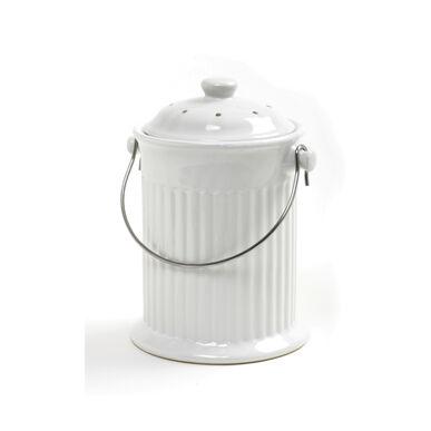 Ceramic White – 4 Qt. Kitchen Supplies