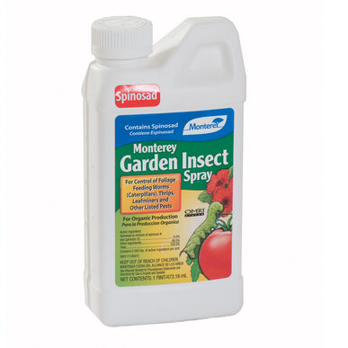 Monterey Garden Insect Spray 16 Oz Johnny 39 S Selected Seeds