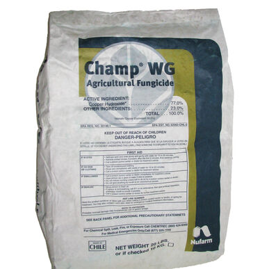Champ® WG Copper Fungicide - 20 Lb.