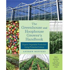 温室和Hoophouse种植者手册》的书