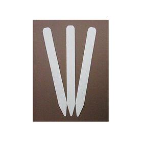 白色处理花园标签-12计数标签用品