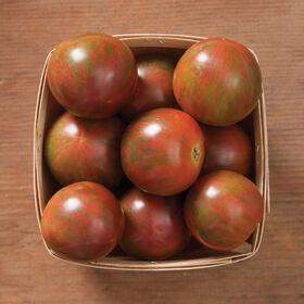 紫色的大黄蜂专业西红柿