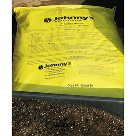 Johnny's 512 Mix - 60 Quarts Soilless Growing Mixes