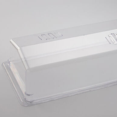 """51/2"""" Hard Plastic Humidity Dome – 4 Count Trays, Domes, and Flats"""