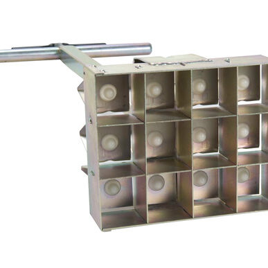 Stand-up 12 Soil Blocker Soil Block Makers