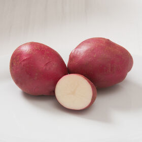 Strawberry Paw Potatoes