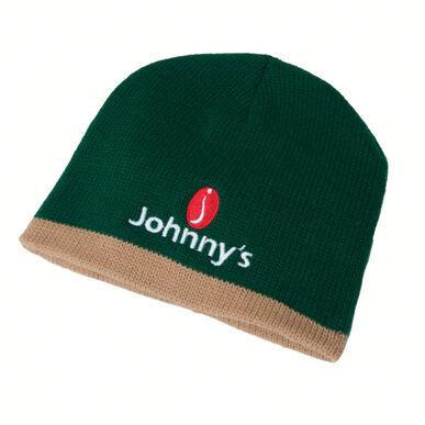 强尼豆-绿帽子