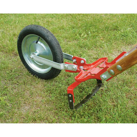 "Center Mount Oscillating Hoe – 10"" Wheel Hoes"