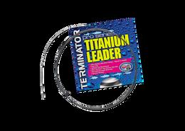 Single Strand Titanium Leader Wire