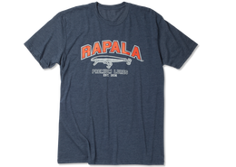 Rapala Premium Navy T-Shirt