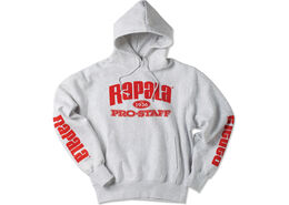 Rapala® Pro Staff Hooded Sweatshirt - Grey
