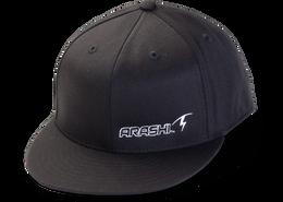 Arashi® Logo Flex Fit Flat Brim Hat