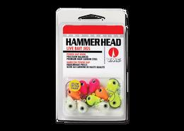 DHHJ Glow Hammer Head Jig Kits