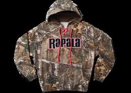 Rapala® Logo Pink Laced Sweatshirt - Realtree® Camo