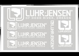 Luhr Jensen Pro Staff Decals Bulk