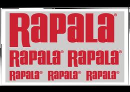 Rapala® Pro Staff Decals Bulk