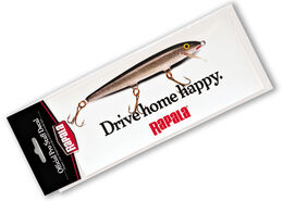 Drive Home Happy Decal