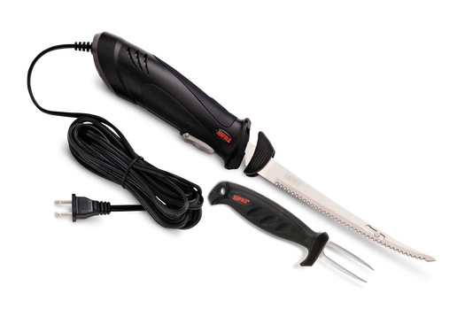 Electric Fillet Knife & Fork