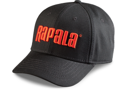 Rapala Logo Hat - Black
