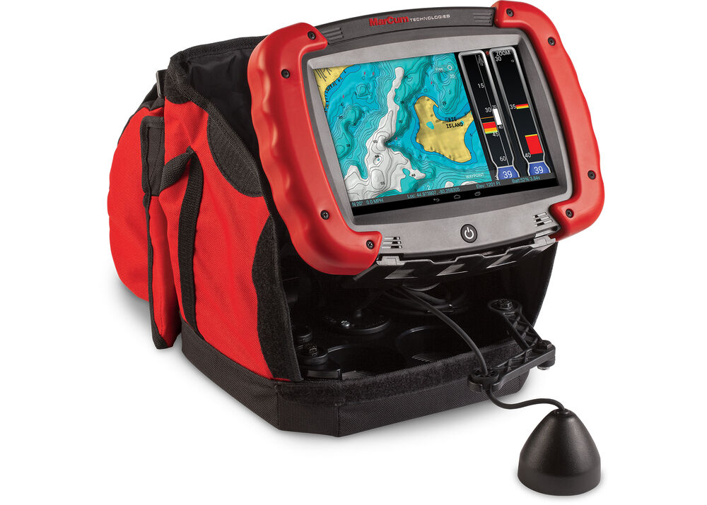 9 sonar gps combo, Fish Finder