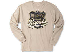 Rapala Made in Finland Long Sleeve T-Shirt