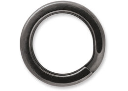 BSSR Black Stainless Steel Split Ring