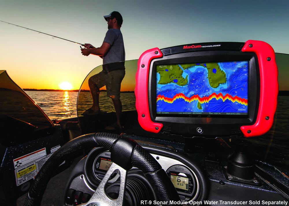 9 sonar gps combo, Fish Finder