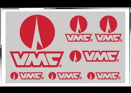 VMC Pro Staff Decals Bulk