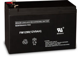 12 Volt 9 Amp Replacement Battery
