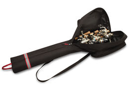 "Double Barrel 40"" Ice Rod Bag"